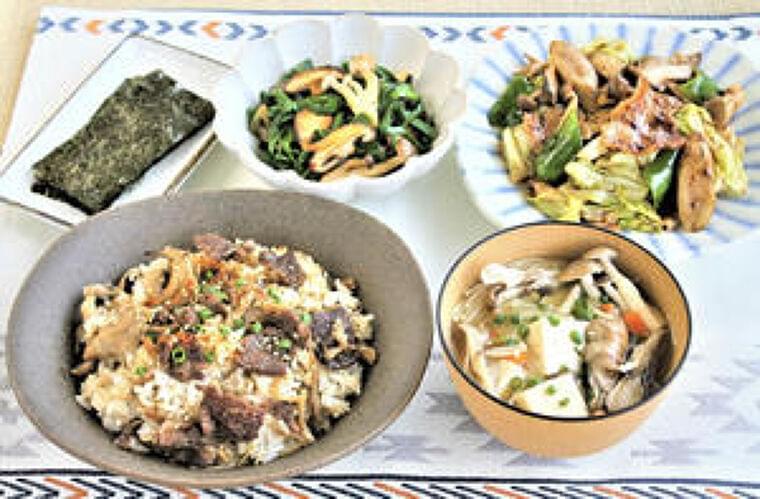 小中学校給食で減塩メニュー 県と味の素が料理考案、県庁食堂でも