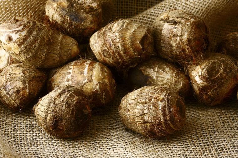 里芋の栄養素と効能は?栄養士が教える上手にかゆみを取る方法 [食と健康] All About