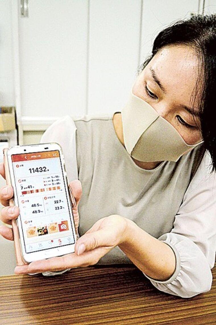 スマホで特定保健指導低迷 静岡市、利用わずか3人|静岡新聞アットエス
