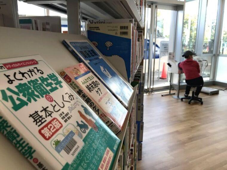吹田市、健康づくり学べる図書館 健都に  :日本経済新聞