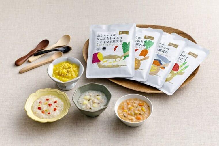 スープストックトーキョーがレトルトの離乳食  :日本経済新聞