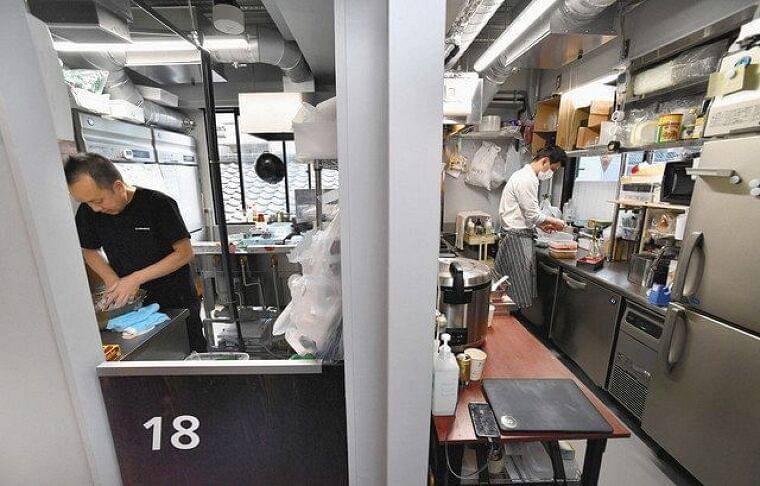 ゴーストレストランって? 「1つのキッチンで25店分」 コロナ禍で急増中:東京新聞 TOKYO Web