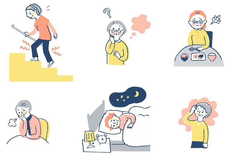 自粛生活の影響で「フレイル」が増加?―予防と対策のためにできること(Medical Note) - Yahoo!ニュース