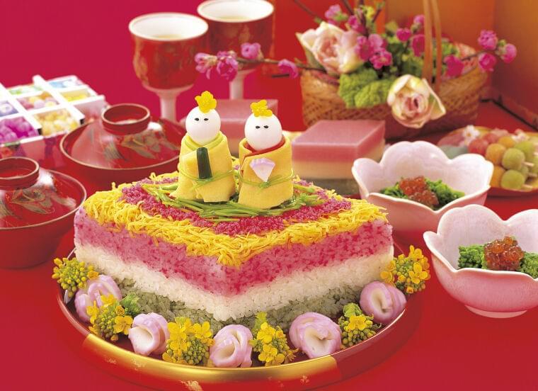 ひな祭りの食べ物とは?桃の節句の行事食、お祝い料理やお菓子の由来 [暮らしの歳時記] All About