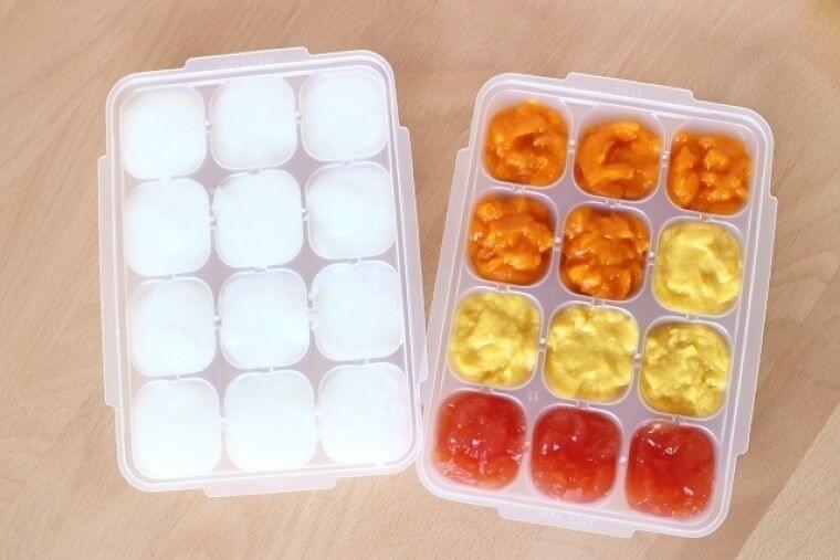 離乳食のフリージング術6つと知っておきたい解凍のコツ【管理栄養士監修】 | マイナビウーマン子育て