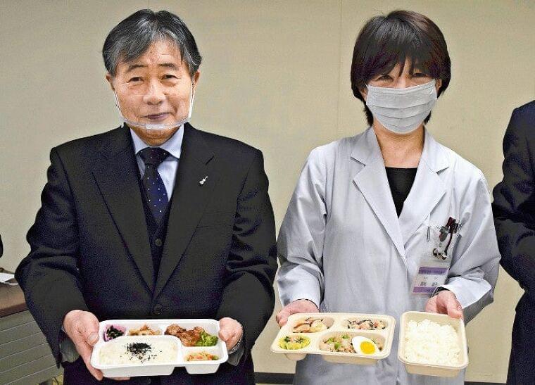 GABA配合 健康弁当 : ニュース : 広島 : 地域 : 読売新聞オンライン