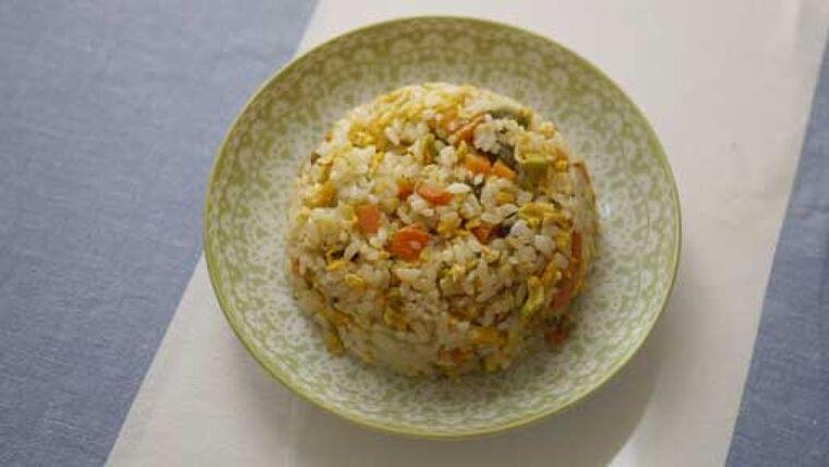 チャーハン風混ぜご飯…主食になるお弁当のメニュー : yomiDr./ヨミドクター(読売新聞)