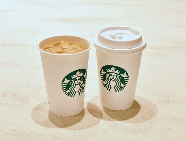 スタバ 冷たいドリンクが紙カップ・ストローなしに、「スターバックス ラテ」「キャラメル マキアート」など23品/スターバックスコーヒー|食品産業新聞社ニュースWEB