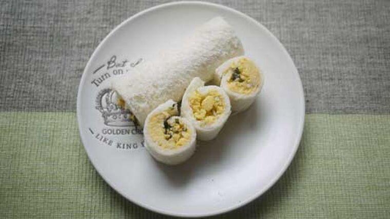 卵そぼろのロールサンド…お弁当の万能食材「卵」 : yomiDr./ヨミドクター(読売新聞)