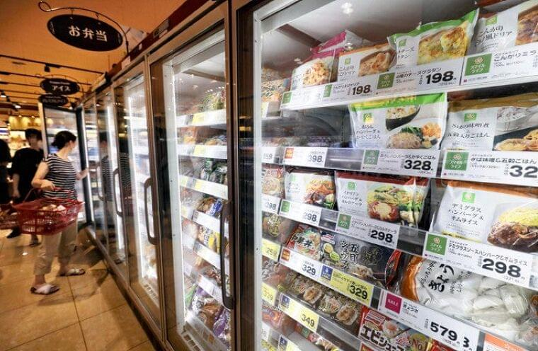 冷凍食品、家庭用が業務用を初めて上回る…チャーハン52%増 : 経済 : ニュース : 読売新聞オンライン
