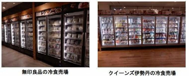 「無印良品 港南台バーズ」で食品販売スタート、関東初のスーパー併設店舗、冷食売場は最大規模|食品産業新聞社ニュースWEB