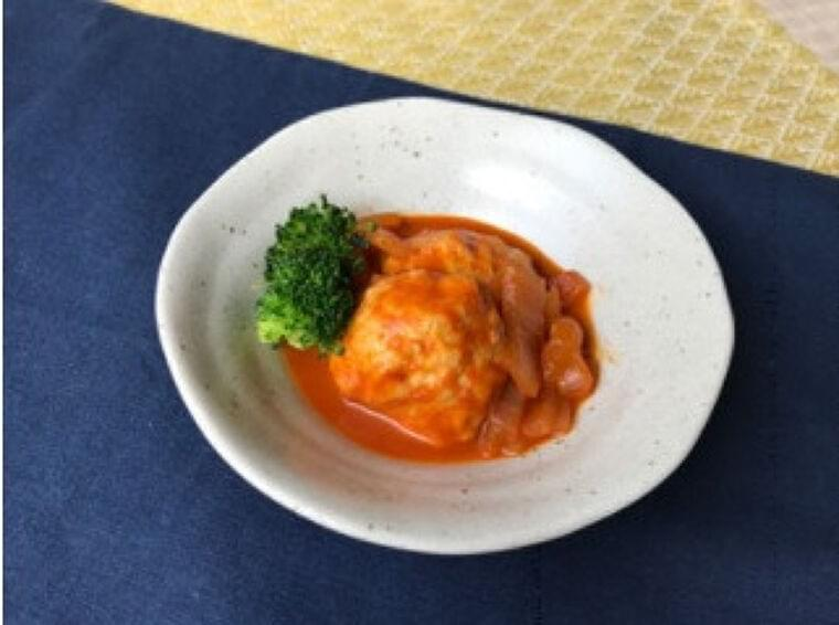 軟らかつくねのトマト煮…冷凍保存でいつでも簡単に調理 : yomiDr./ヨミドクター(読売新聞)