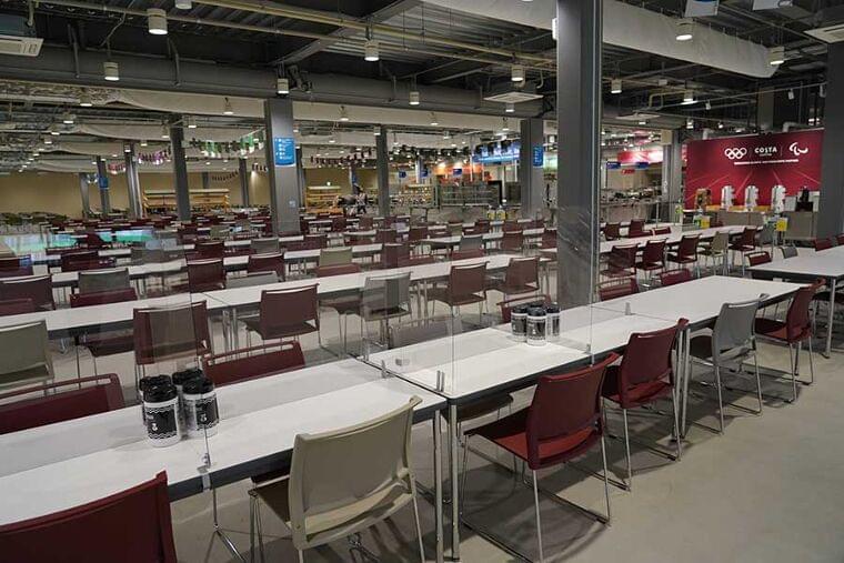 五輪選手村の食堂は「24時間営業&700種類」 世界のトップ選手は何を食べて強いのか | THE ANSWER スポーツ文化・育成&総合ニュースサイト