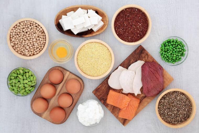 離乳食のタンパク質の適正量、注意点、おすすめ食材も!【管理栄養士監修】 | マイナビ子育て