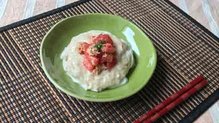 トマトととろろのあえ麺…そうめんを食べやすく | ヨミドクター(読売新聞)