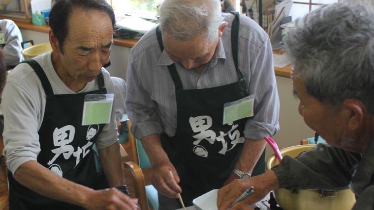 超高齢化、東北の町で開かれる「男の介護教室」、実はグローバル最先端の発想(治部れんげ) - 個人 - Yahoo!ニュース