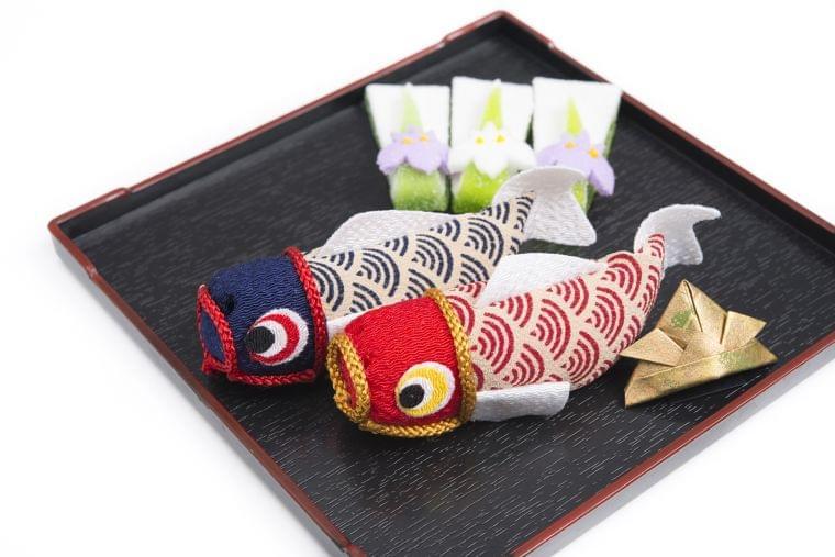 こどもと楽しむ子供の日『鯉のぼりの押しずしを作ろう!』