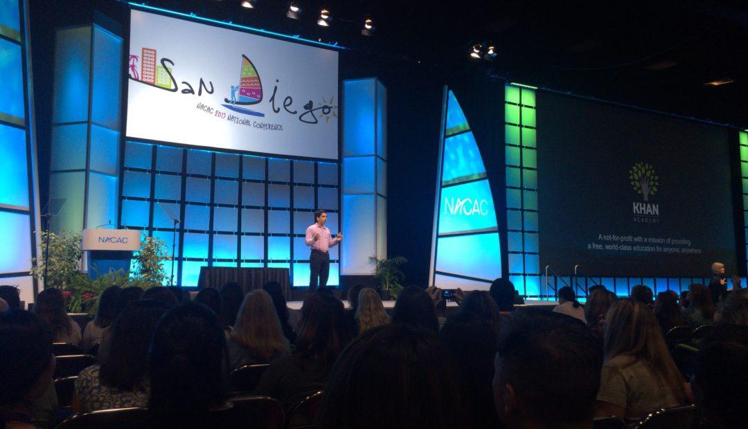潜入!米国の巨大教育会議「NACACカンファレンス」