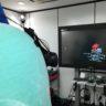 HTC Viveで仮想現実空間に青ペンで書きなぐってみた