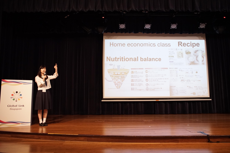 中高生のための科学と国際課題研究の世界大会「Global Link Singapore 2017」開催
