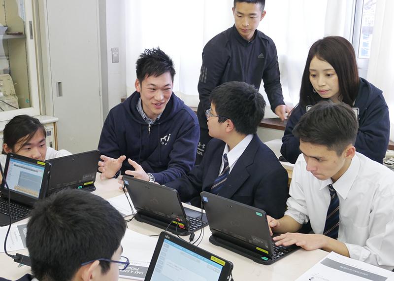 中学プログラミング教育講座先進例~ミクシィ展開「テカステ」レポート&現場教員インタビュー