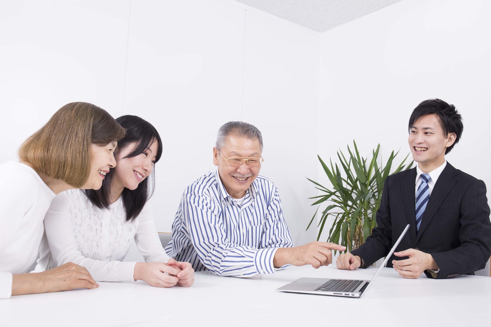生前整理アドバイザーのカウンセリング
