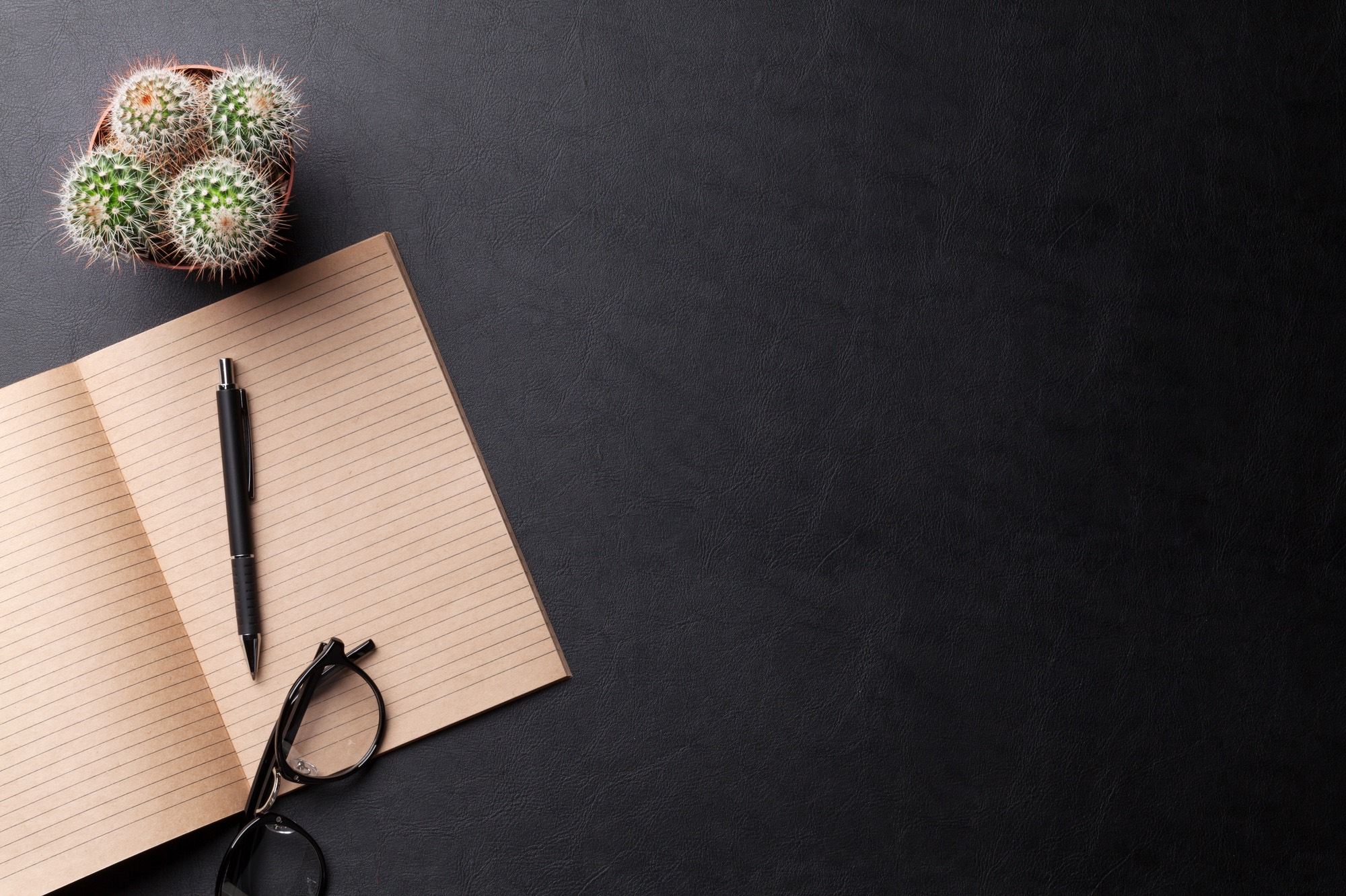 生前整理を書き留めるノート