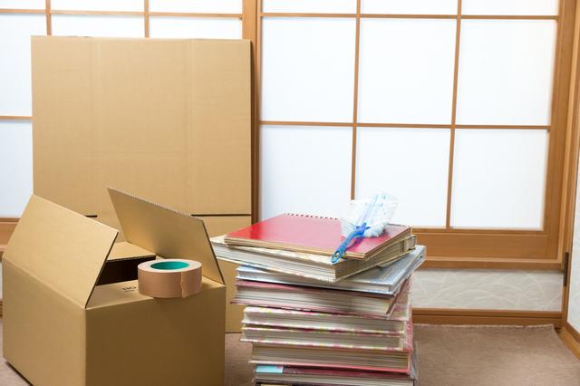 遺品整理や生前整理でのゴミ屋敷の片づけ