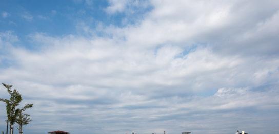 遺品整理を行う大和市の風景