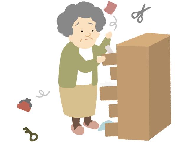 ごみ屋敷と高齢化との関係