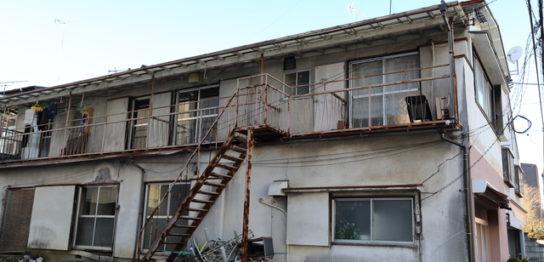 孤独死アパート