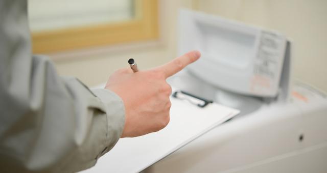 洗濯機回収にかかる家電リサイクル料金を計算する業者