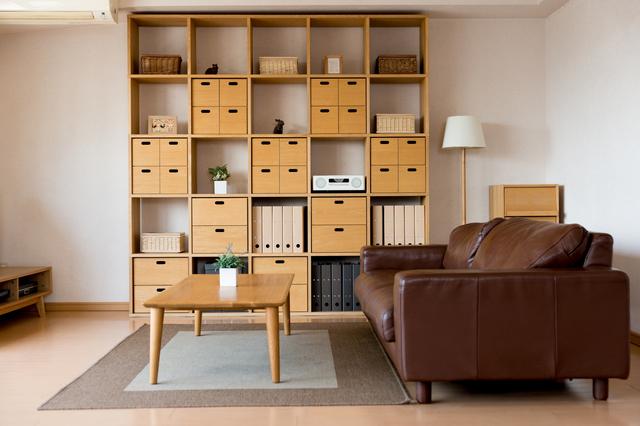 家具を断捨離する