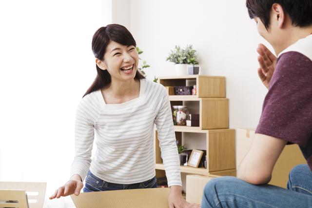 引っ越しの見積もり訪問前に片付けをすべき理由