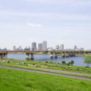 生前整理をする川口市の風景