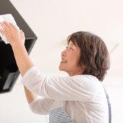 老前整理を実践する女性