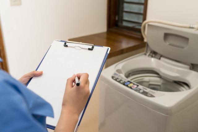 洗濯機の本来の回収方法