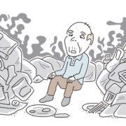 ゴミ屋敷の住人になる人の特徴