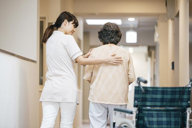 介護老人福祉施設と特別養護老人...