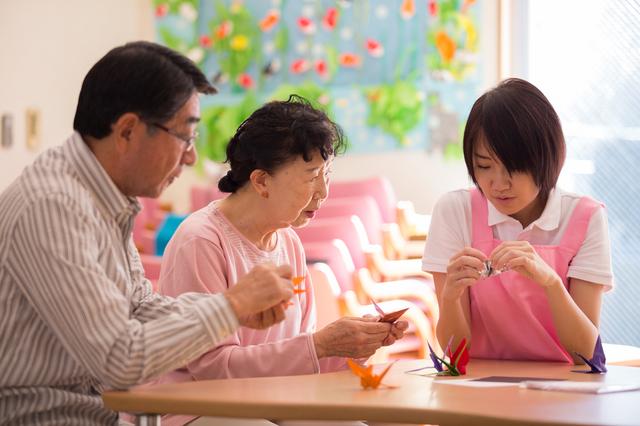 健康型と住宅型有料老人ホーム