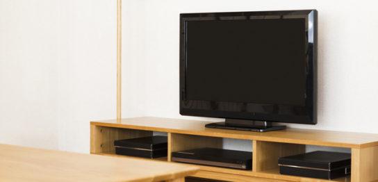 テレビの廃棄を無料で行う