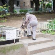 孤独死予備軍の高齢者