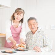 老人マンションで暮らす夫婦