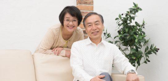 高齢者施設への入所を検討している夫婦