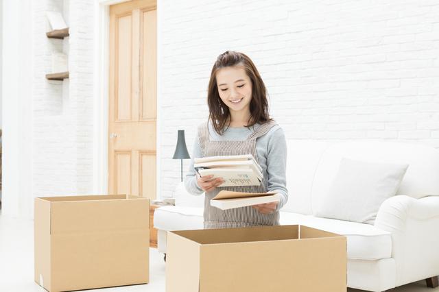 引っ越し荷物の整理で出た不用品を捨てる方法
