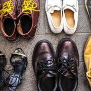 断捨離で靴を処分する