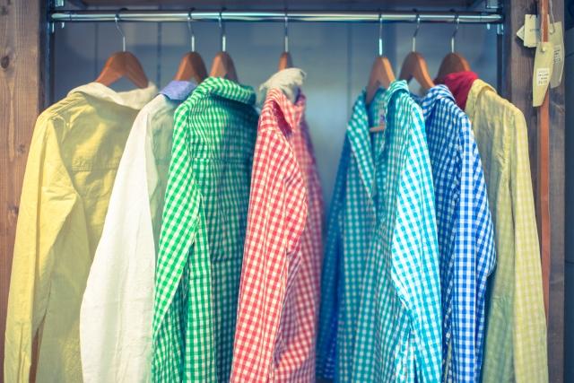 生前整理で服を売る