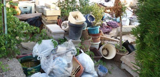 ゴミ屋敷と火事の関係性