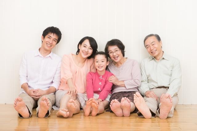 同居家族がいる場合の生前整理のやり方