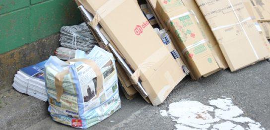 ゴミを業者に依頼して捨ててもらう